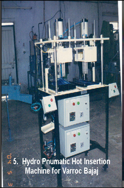 Sangameshwar Precision Works Pvt Ltd
