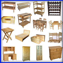 The Wooden Furniture Provided By Our Company Is Widely Used In Houses,  Hotels, Guest House And Many More In Pune.