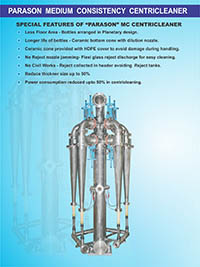 mc cleaner for paper mills