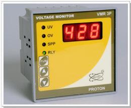 Three Phase Voltage Monitoring Relay - VMR 3P