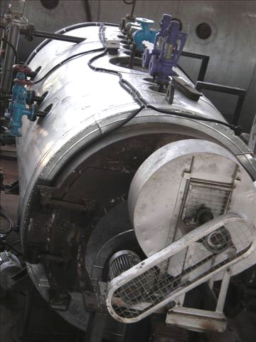 Steam Boilers Dewaxing Autoclave Thermic Fluid Heater
