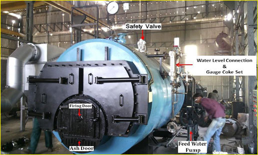 Briquette fired steam boilers - Steam Boilers, Dewaxing Autoclave ...